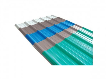 UPVC Roofing Sheet (T-1130)