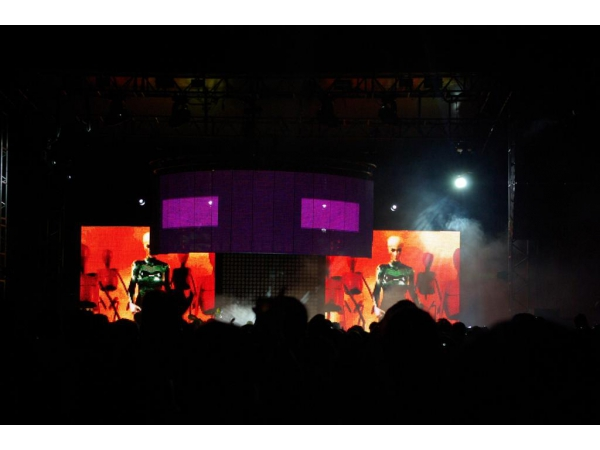 Rental LED Stage Display