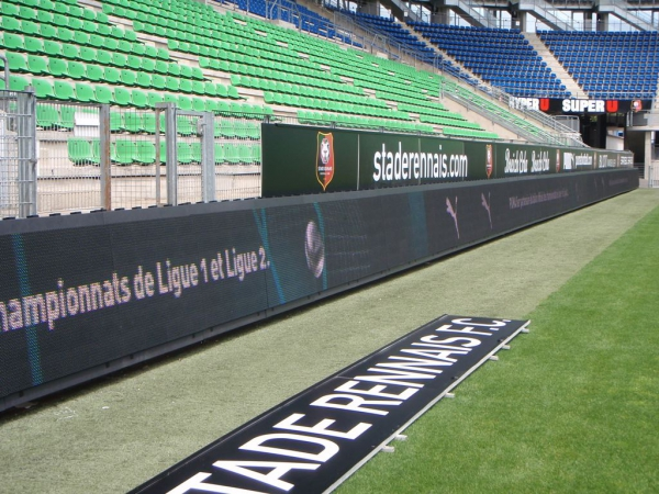 Full Color Sports Perimeter Broadcasting LED Display