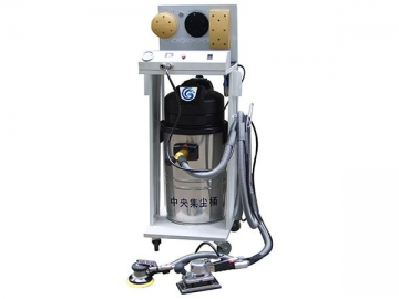 Car Polisher (Automatic Sanders with Dust Extraction System, Model V5)