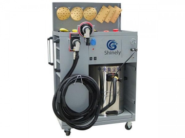 Car Polisher (Automatic Sanders with Dust Extraction System, Model V7)