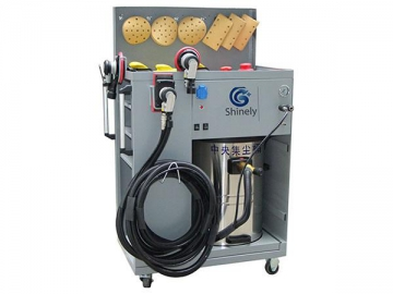 Car Polisher (Automatic Sanders with Dust Extraction System, Model V9)