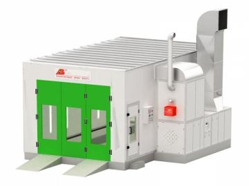 BZB-8000 Car Spray Booth