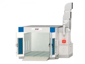 BZB-T8000EU Car Spray Booth (European Standard)