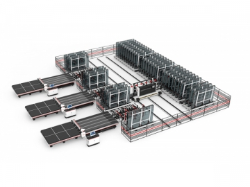 Automatic Shuttle Storage Systems
