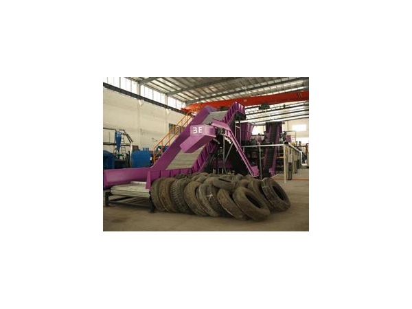 Tyre Recycling Plant Tire Recycling Line 3e Recycling