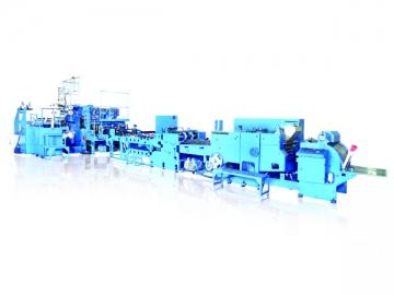 Sheet-fed Block Bottom Paper Bag Machine