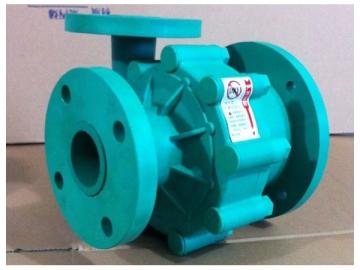 Corrosion Resistant Self Priming Pump