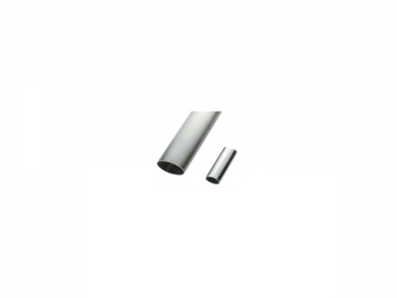 Oval Stainless Steel Tube