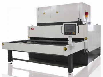 RF Press <small> Edge Gluer of Dual Working Table Version</small>