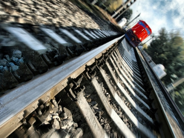 Castings for Railway Track