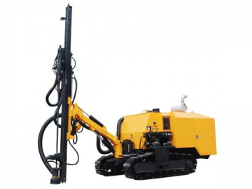 ZL138A Rock Drilling Rig for Open Pit Mining
