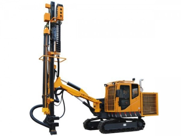 ZL138E Rock Drilling Rig for Open Pit Mining