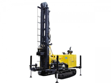 KW30 Water Well Drilling Rig <small>(Truck Mounted Type Optional)</small>