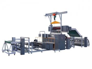 Fabric Laminating Machine