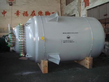 Close-type Glass Lined Reactor