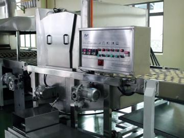 Oil Spraying Machine & Powder Scattering Machine