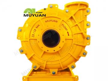 MA Series Heavy Duty Slurry Pump
