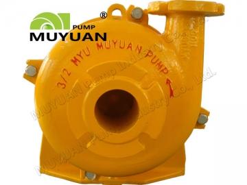 MYU Series Heavy Duty Slurry Pump