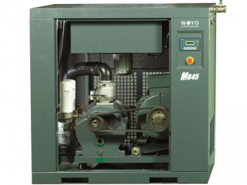 Rotary Screw Air Compressor <small>(Fixed Speed)</small>