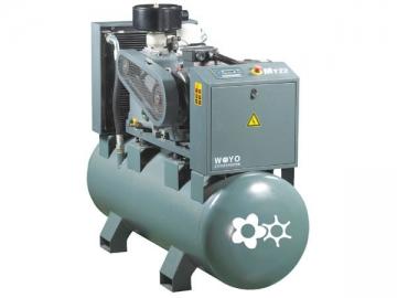 Rotary Screw Air Compressor <small>(Compact Screw Compressor) </small>