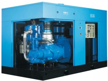 Rotary Screw Air Compressor  <small>(Direct Drive Screw Compressor)</small>