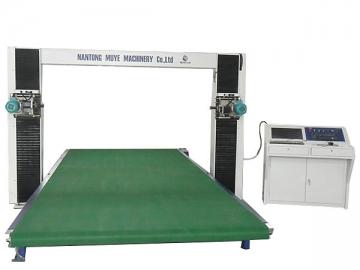 Foam Cutter<small>(Horizontal CNC Contour Cutting Machine, Model H2)</small>