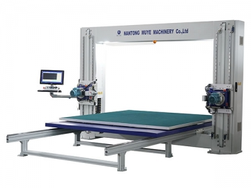 Foam Cutter<small>(Horizontal CNC Contour Cutting Machine, Model H5) </small>