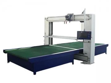 Foam Cutter<small>(Vertical CNC Contour Cutting Machine, Model V2)</small>