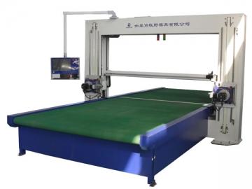 Foam Cutter<small>(Horizontal and Vertical CNC Contour Cutting Machine, Model HV2)</small>