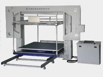 Foam Cutter<small>(Horizontal CNC Contour Cutting Machine, Model GH1)</small>