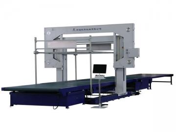 Foam Cutter<small>(Horizontal CNC Contour Cutting Machine, Model GHL1)</small>