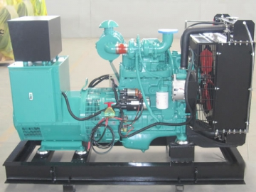 Diesel Generator Sets for Land Use