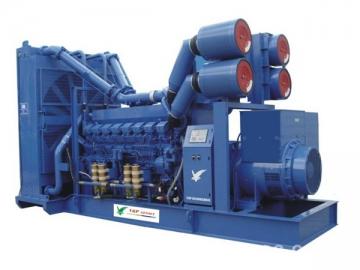 High Voltage Generator Sets