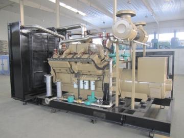 Dual Fuel Generator Sets