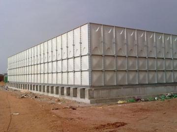GRP Water Tank