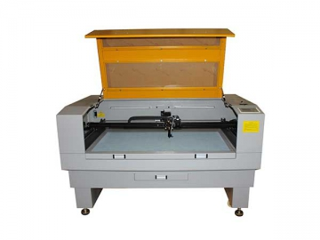 ETS Series Laser Cutting Machine with CCD Camera System