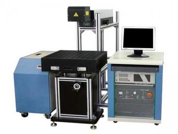 DDB Series 3D Laser Marking Machine