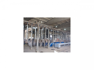 Cast Iron/Malleable Cast Iron Parts Galvanizing Line