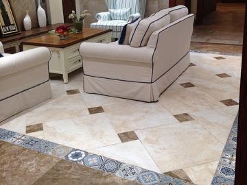 IMPRESSION of ROME Series Glazed Porcelain Tile
