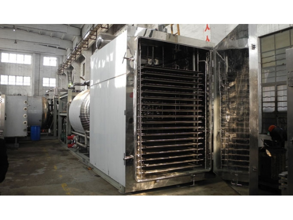 Freeze Drying Machine (Dryer For Active Pharmaceutical