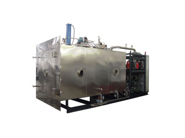 Freeze Drying Machine (Dryer For Drugs In Injection Vials