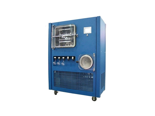 Freeze Drying Machine (Freeze Dryer For Pilot Experiment