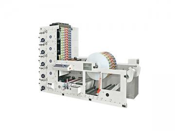 Flexo Printing Machine <small>(Paper Cup Printing)</small>