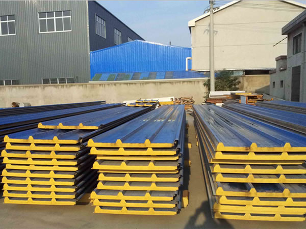 Structural Insulated Panel Polyurethane Sandwich Panel