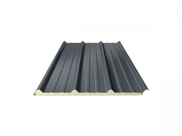 Structural Insulated Panel <small>(Polyurethane Sandwich Panel)</small>