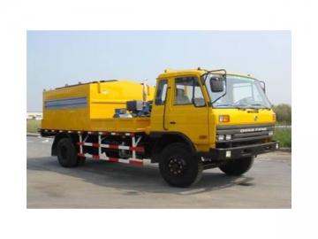Heat Preservation Road Maintenance Truck