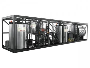 Modified Emulsion Bitumen Plant