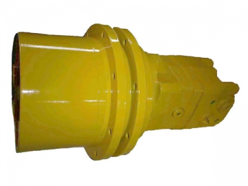 Gearbox  (Gear Speed Reducer for Tracked Vehicle)