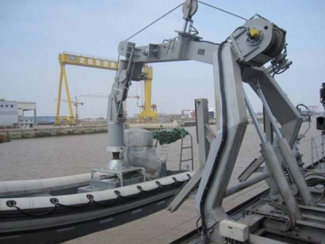 Launch and Recovery System (LARS)